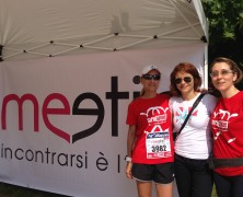 Io, cityrunners, con Meetic tra i single!