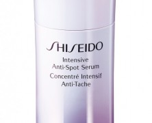 Stop alle macchie con Shiseido
