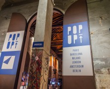 Pop'UP Exhibitions by Arjowiggins Creative Papers approda a Milano